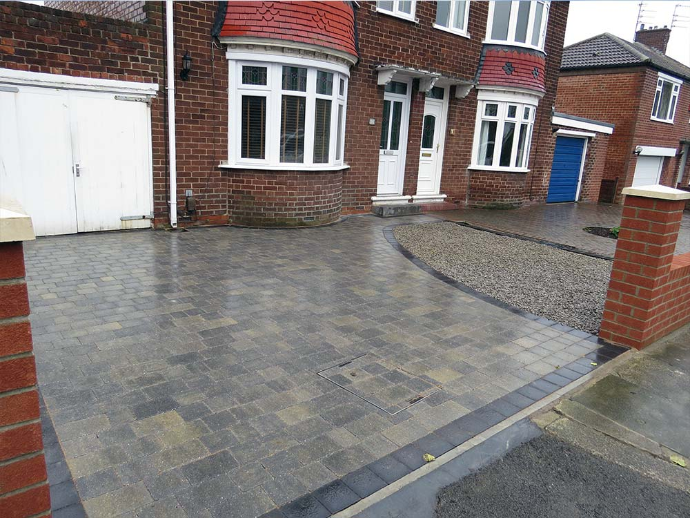 Driveway Installation Middlesbrough