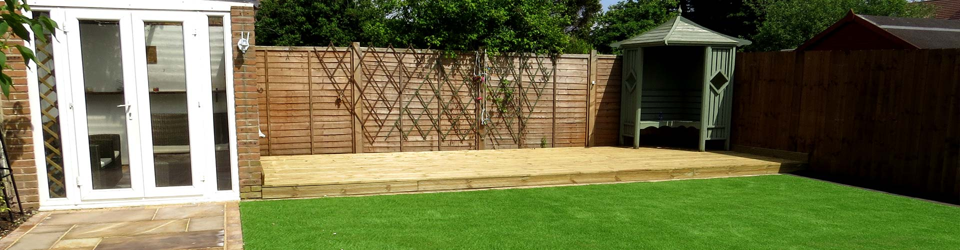 Fencing Decking Stockton on Tees
