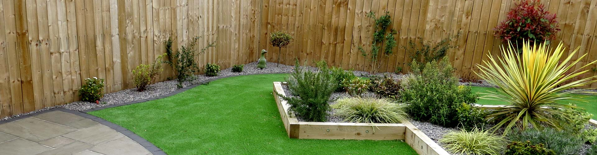 Small Garden Landscaping Stockton On Tees